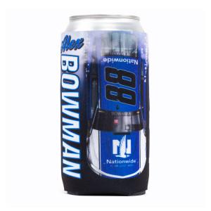 Alex Bowman #88 2018 NASCAR Can Cooler - 12 oz