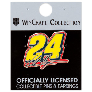 William Byron #24 2018 NASCAR Collector Pin
