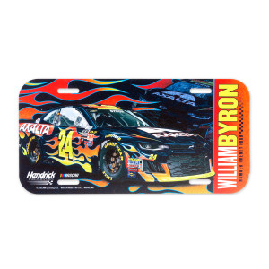 William Byron #24 2018 NASCAR License Plate