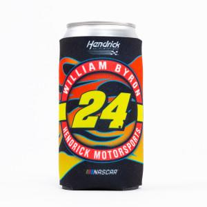 William Byron #24 2018 NASCAR Can Cooler - 12 oz