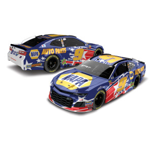 Chase Elliott 2018 NASCAR No. 9 NAPA Patriotic ELITE 1:24 Die-Cast