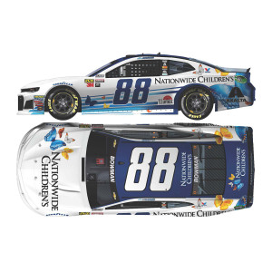 Alex Bowman 2018 NASCAR No. 88 Nationwide Children's Hospital HO 1:24 Die-Cast