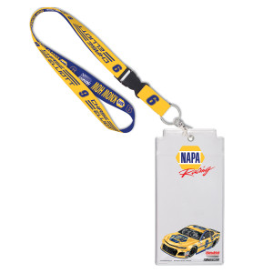 Chase Elliott #9 NAPA Lanyard/Credential Holder