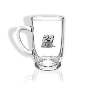 William Byron #24 Pewter Crested Bolero Glass