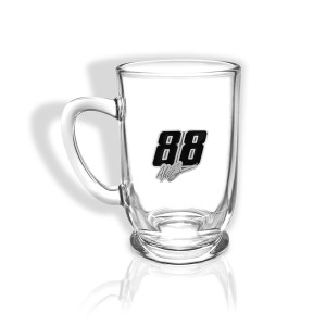 Alex Bowman #88 Pewter Crested Bolero Glass