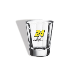 William Byron #24 Shot Glass