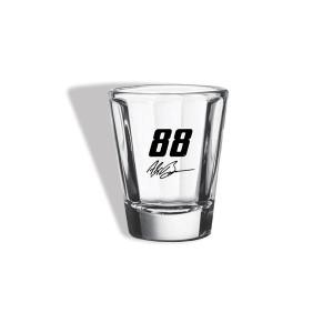 Alex Bowman #88 Shot Glass