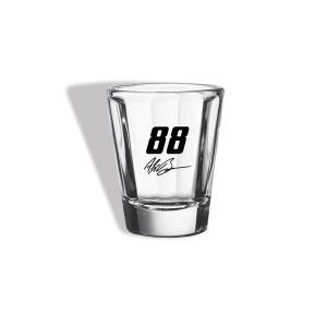 Alex Bowman #88 Shot Glass