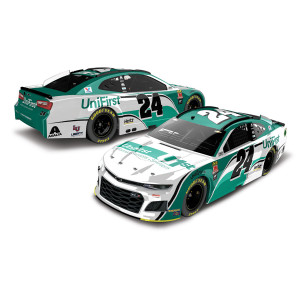 William Byron #24 2019 Unifirst HO 1:24 - Die Cast