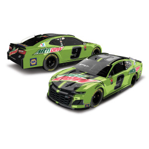Chase Elliott #9 2019 Mountain Dew 1:64 - Die Cast