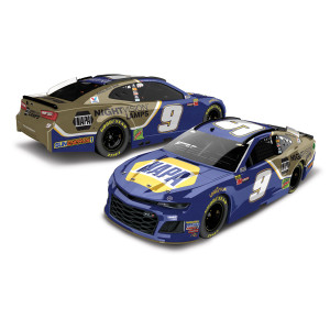 Chase Elliott 2018 #9 NAPA NightVision Elite 1:24 - Die Cast