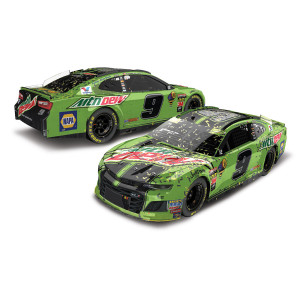 Chase Elliott Hollywood Casino 400  RACE WIN 1:64 Die Cast