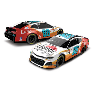 Alex Bowman 2019 NASCAR #88 Llumar Window Film 1:64 - Die Cast