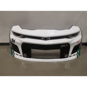 2018 William Byron #24 UNIFIRST NOSE – RACE UKNOWN