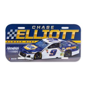 #9 NASCAR Chase Elliott License Plate
