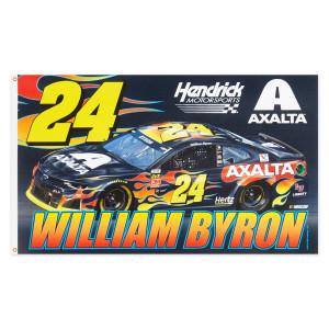 #24 NASCAR William Byron Deluxe Flag