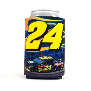 #24 NASCAR William Byron Can Cooler