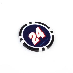 #24 NASCAR William Byron Golf Ball Marker