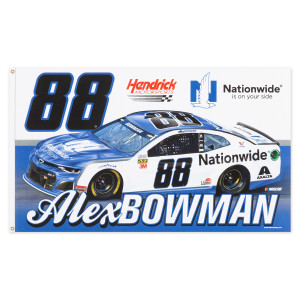 #88 NASCAR Alex Bowman Deluxe Flag