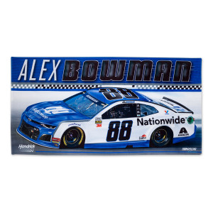 #88 NASCAR Alex Bowman Spectra Beach Towel