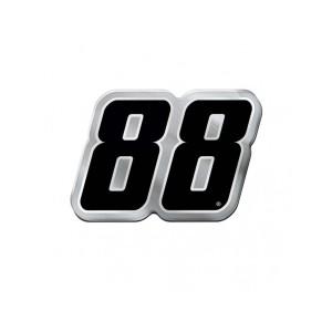 #88 NASCAR Alex Bowman Acrylic Auto Emblem