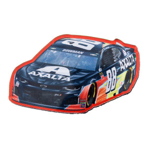#88 NASCAR Alex Bowman Premium Acrylic Magnet