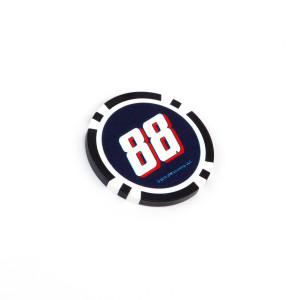 #88 NASCAR Alex Bowman Ball Marker