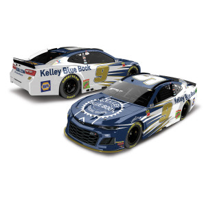 Chase Elliott 2019 #9 NASCAR Kelley Blue Book 1:64 - Die Cast
