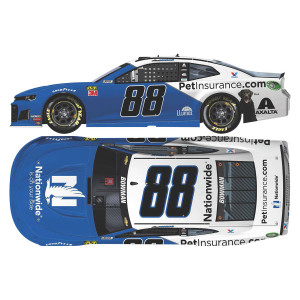 Alex Bowman 2019 #88 NASCAR Pet Insurance 1:64 - Die Cast