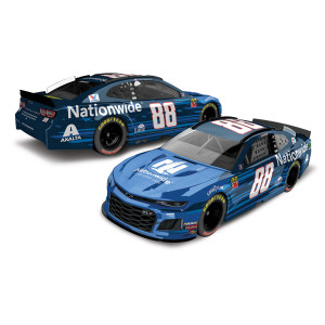 Alex Bowman 2019 #88 NASCAR Nationwide Patriotic 1:64 - Die Cast