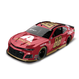 Alex Bowman 2019 #88 Axalta Darlington HO 1:24 Die-cast