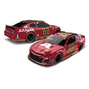 Alex Bowman 2019 #88 Axalta Darlington Elite 1:24 Die-cast