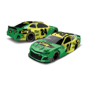 William Byron #24 2019 Darlington Hendrick Autoguard NASCAR HO 1:24 - Die Cast