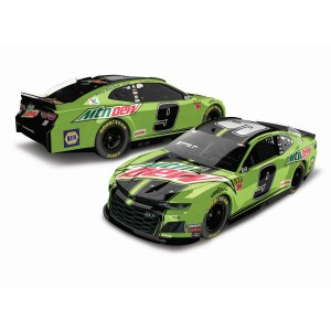 Chase Elliott #9 2019 Mountain Dew Martinsville NASCAR Elite 1:24 - Die Cast