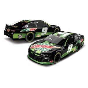 Chase Elliott Mountain Dew Zero Sugar 2020 NASCAR Cup Elite 1:24 - Die Cast
