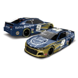Chase Elliott #9 Kelly Blue Book 2020 NASCAR Cup 1:64 - Die Cast