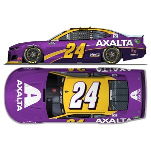 William Byron #24 2020 Axalta Tribute NASCAR Elite 1:24 - Die Cast