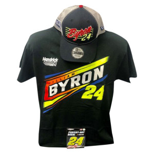 William Byron 2020 Lifestyle Trackside Pack