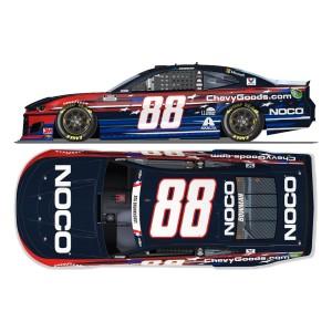 Alex Bowman #88 2020 NOCO Patriotic NASCAR 1:64 - Die Cast
