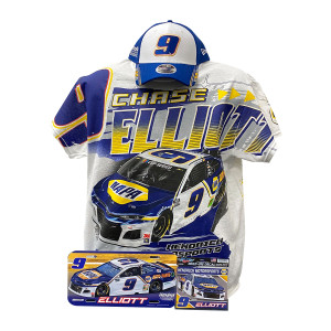 Chase Elliott 2020 NAPA Driver Trackside Pack