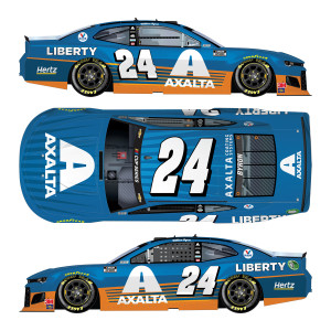 William Byron #24 2020 NASCAR All-Star Race Axalta 1:24 HO Die-Cast