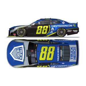 Alex Bowman No.88 Chevy Goods Chevrolet 1:24 ELITE Die-Cast