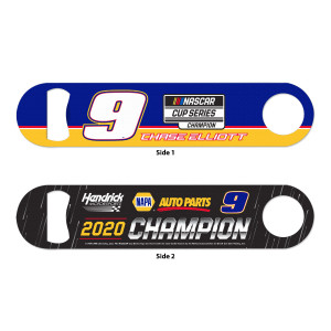 NASCAR 2020 Champion Bottle Opener - Metal