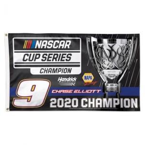 NASCAR 2020 Champion Flag 3' x 5'