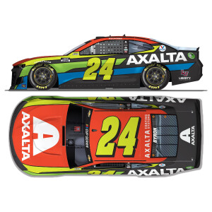 William Byron #24 Axalta 2021 Chevrolet 1:64 Diecast