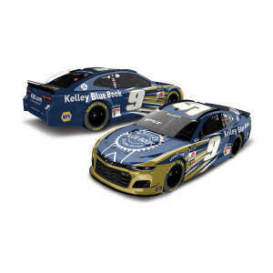 Chase Elliott #9 2021 Kelly Blue Book 1:24 HO Die-Cast