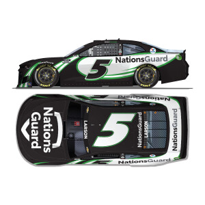 Kyle Larson #5 2021 NationsGuard 1:64 Die-Cast