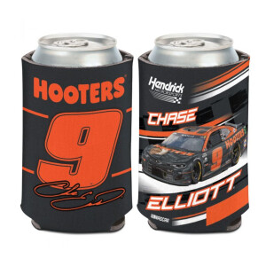 Chase ElliottHooters Can Cooler - 12oz