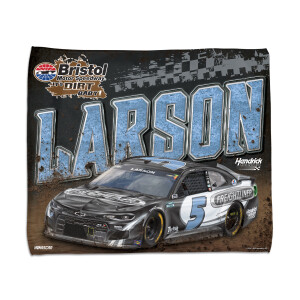 Kyle Larson #5 Bristol Motor Speedway Rally Towel