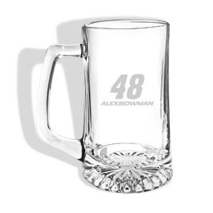Alex Bowman #48 2021 25oz Sports Mug (Engraved)